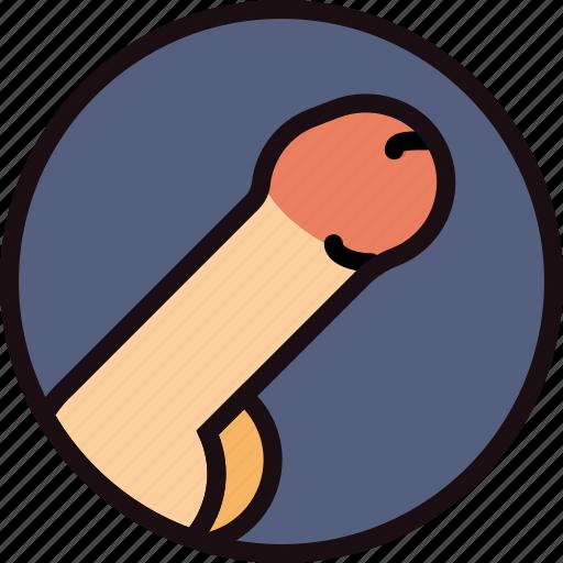 Download free penis regular font