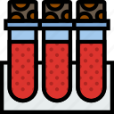 blood, health, healthcare, medical, samples icon