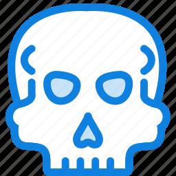 cranium, health, healthcare, medical icon