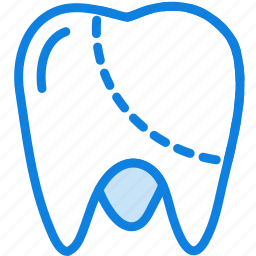 enamel, health, healthcare, medical, regeneration icon