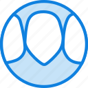 canine, health, healthcare, medical, upper icon