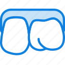 health, healthcare, medical, premolar, upper icon