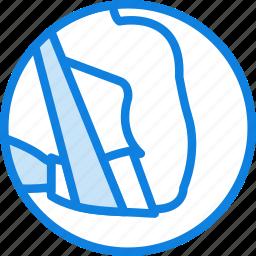 arm, bandaged, health, healthcare, medical icon