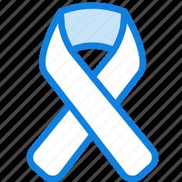 cancer, health, healthcare, medical, ribbon icon