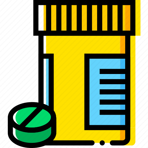 drugs, health, healthcare, medical, pill, pressed icon