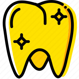 healed, health, healthcare, medical, molar icon