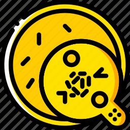 bacteria, health, healthcare, medical icon