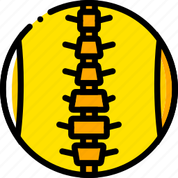 cord, health, healthcare, medical, segment, spinal icon