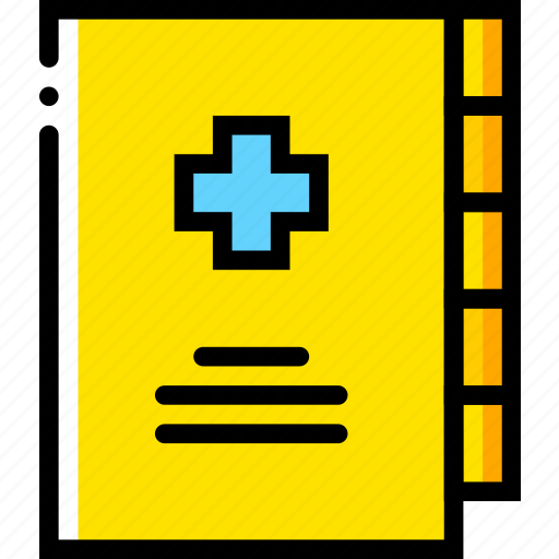 file, health, healthcare, medical icon