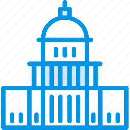 big, building, capitol, monument, states, united, webby icon