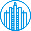 big, building, monument, rockefeller, tall, webby icon