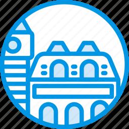 big, building, monument, tall, venice, webby icon