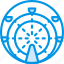 big, building, monument, park, prater, tall, webby icon