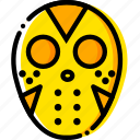 movie, the, friday, yellow, thriteen icon