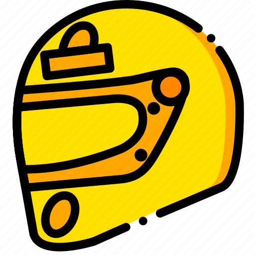 cars, head, movie, rush, yellow icon