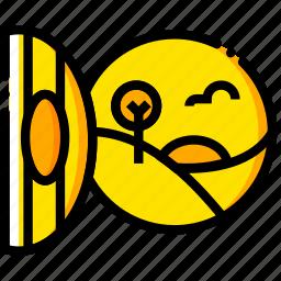 hobbit, home, house, movie, yellow icon