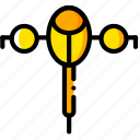 action, kill, movie, oblivion, yellow icon