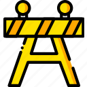 safe, safety, security, traffic, warning, yellow icon