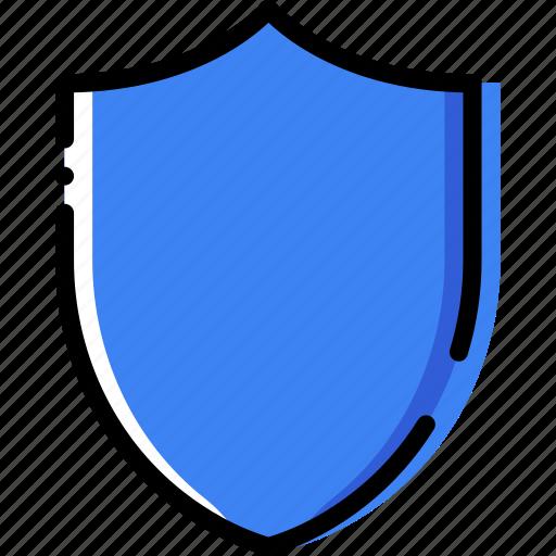 antivirus, safe, safety, security, yellow icon