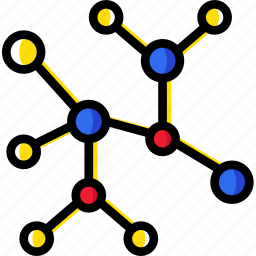 business, internet, marketing, nodes, seo, web icon
