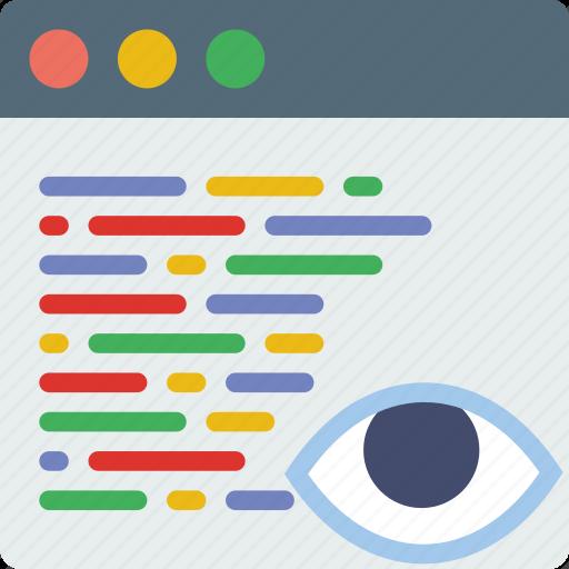 browser, business, hide, internet, marketing, seo, web icon