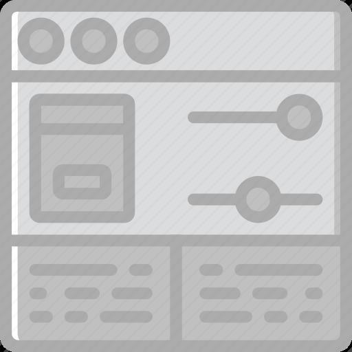 browser, business, internet, marketing, seo, settings, web icon