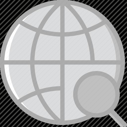 business, internet, marketing, search, seo, web icon