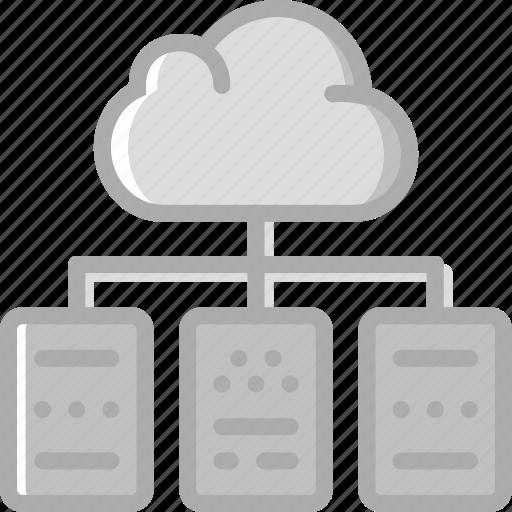 business, cloud, internet, marketing, seo, storage, web icon