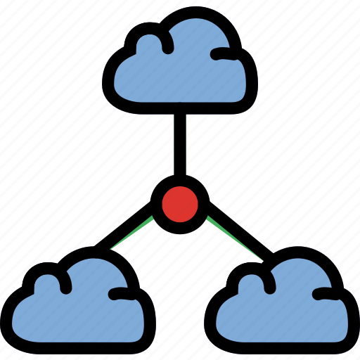 business, cloud, internet, marketing, seo, transfer, web icon