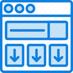 browser, business, internet, marketing, seo, transfer, web icon