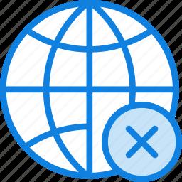 business, delete, internet, marketing, seo, web icon