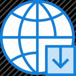 business, download, internet, marketing, seo, web icon