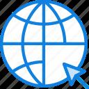 business, click, internet, marketing, seo, web icon