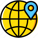 business, internet, location, marketing, seo, web icon