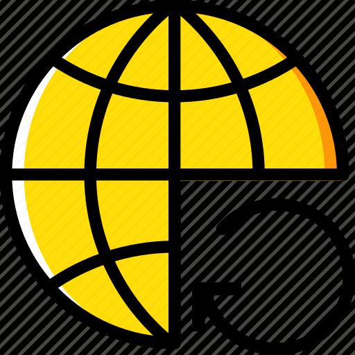 business, internet, marketing, refresh, seo, web icon