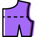 cutting, knit, machine, material, sewing, tailoring icon
