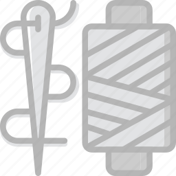 knit, machine, sewing, tailoring, thread icon