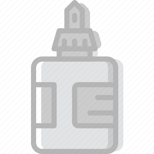 glue, knit, machine, sewing, tailoring icon