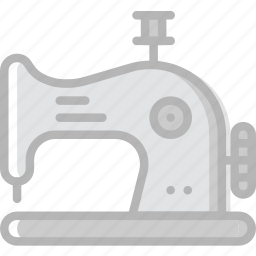 knit, machine, sewing, tailoring icon