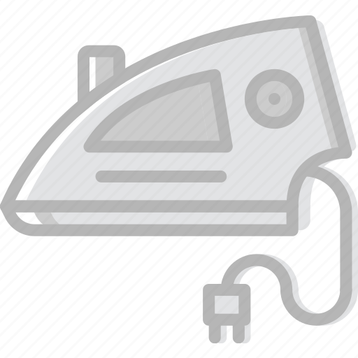 clothes, iron, knit, machine, sewing, tailoring icon