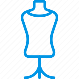 clothes, knit, machine, sewing, stand, tailoring icon