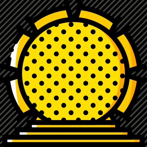 space, stargate, universe, yellow icon