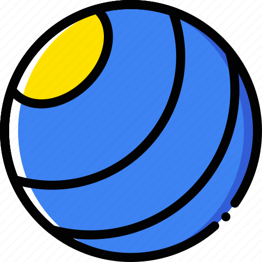 ball, game, play, sport, yoga icon