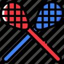 lacrosse, game, sport, play