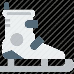 game, ice, play, skates, sport icon