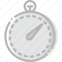 game, play, sport, stopwatch icon