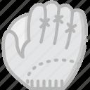 baseball, game, glove, play, sport