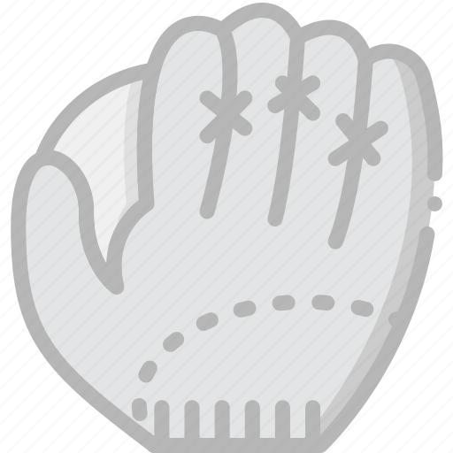 baseball, game, glove, play, sport icon