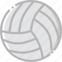 game, sport, play, volleyball