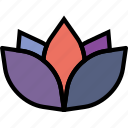 lotus, game, sport, yoga, play